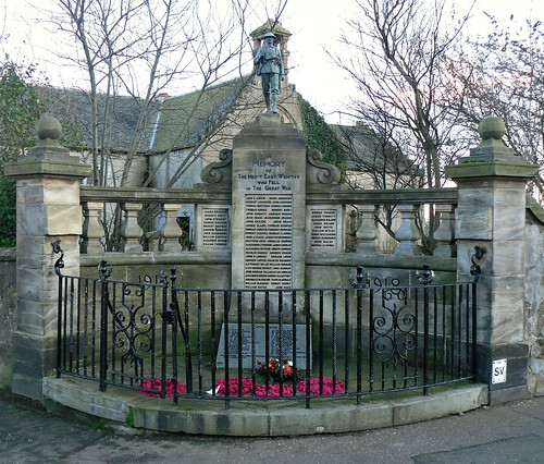 War Memorial, East Wemyss, Fife