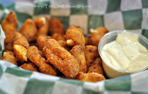 Cheese Curds at Freight House ~ Stillwater, MN