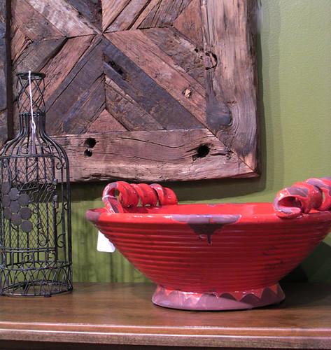 Amish Originals RedBowl