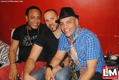 In Carnival @ Primos Café Lounge