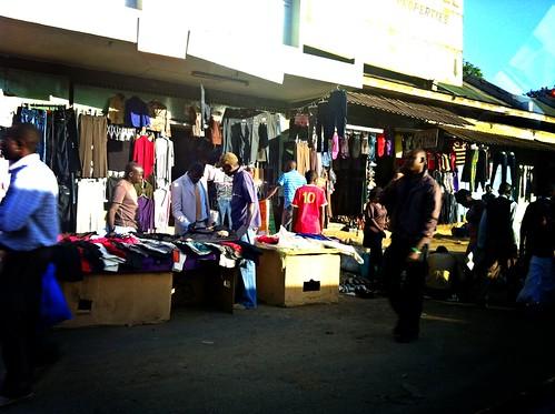 Nairobi market by Davide Restivo