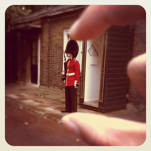 Buckingham Palace Guards - London England