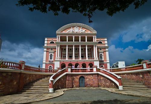 Opera House, Manaus, Amazonas