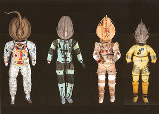 Alien Spacesuits