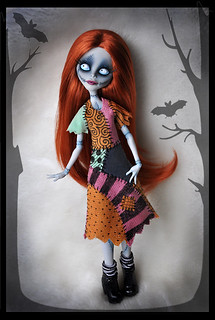 "Ghoulia as ""Sally the Ragdoll"""