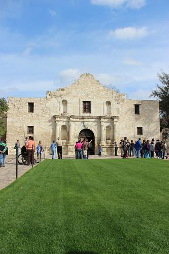 San Antonio, Texas!
