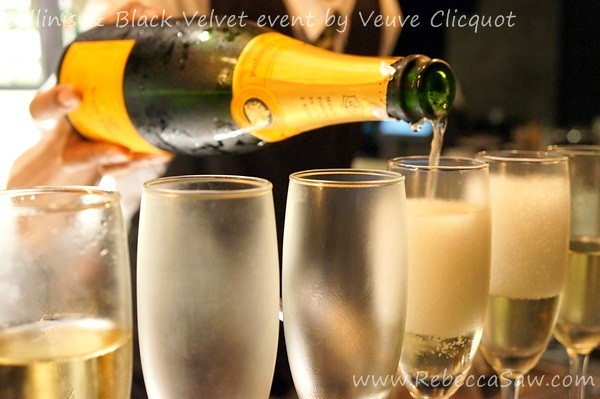 Bellinis & Black Velvet event by Veuve Clicquot-003