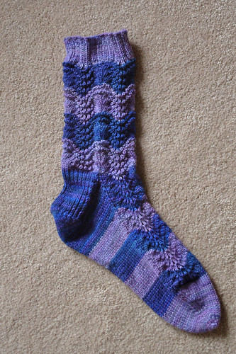 lavender and plum times one by gradschoolknitter