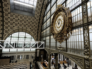 Orsay museum - The bridge