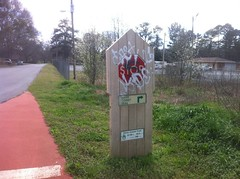 Cedartown Vandalism