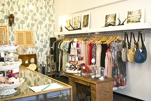 Madame Fancy Pants-  An Indie Boutique in Wellington, New Zealand
