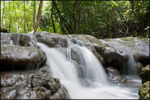 Waterfall at Sa Nang Manora