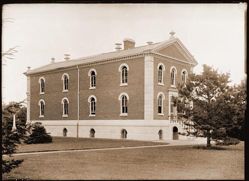 Museum Building exterior