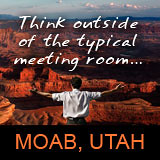 Moab Meetings