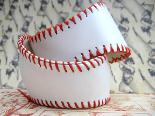 Custom Baseball Cuffs! 5