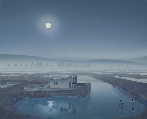"Robert Minervini ""Moon Bathers"""