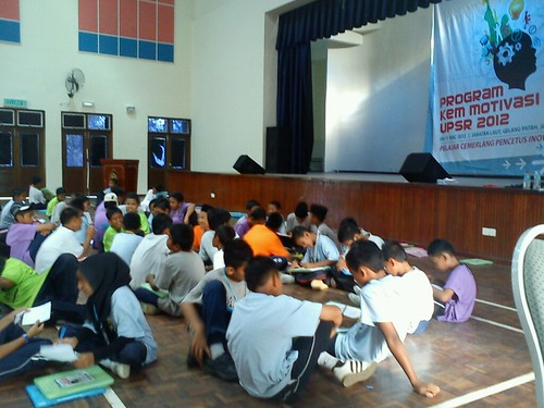 Program Motivasi UPSR by Ammyzyliyana