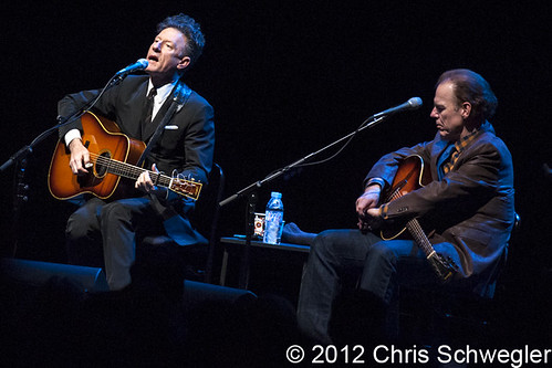 Lyle Lovett And John Hiatt - 03-10-12 - The Fillmore, Detroit, MI