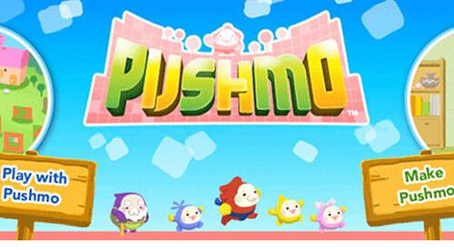 Pushmo - banner