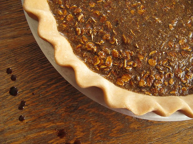 guinness pie unbaked