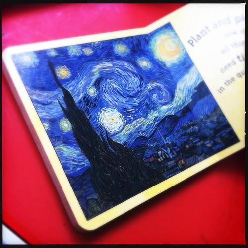 The Starry Night, Van Gogh