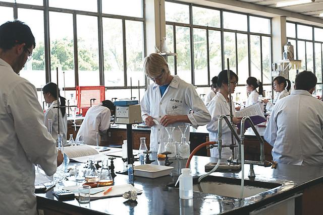 Music sydney university chemistry