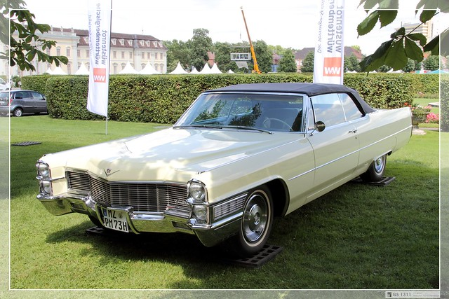1965 cadillac coupe deville convertible 01 retro c flickr. Cars Review. Best American Auto & Cars Review