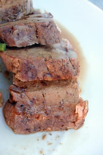 filet mignon de porc à la chinoise
