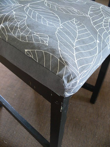 Jenny: Dining Chair Cushions for Feather Your Nest