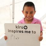 KLRU inspires me to... play.