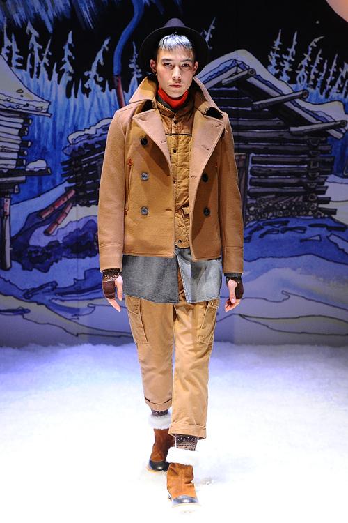 FW12 Tokyo FACTOTUM025_Sen Mitsuji(Fashion Press)