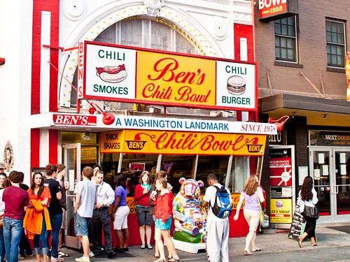 Ben's Chili Bowl (storefront)