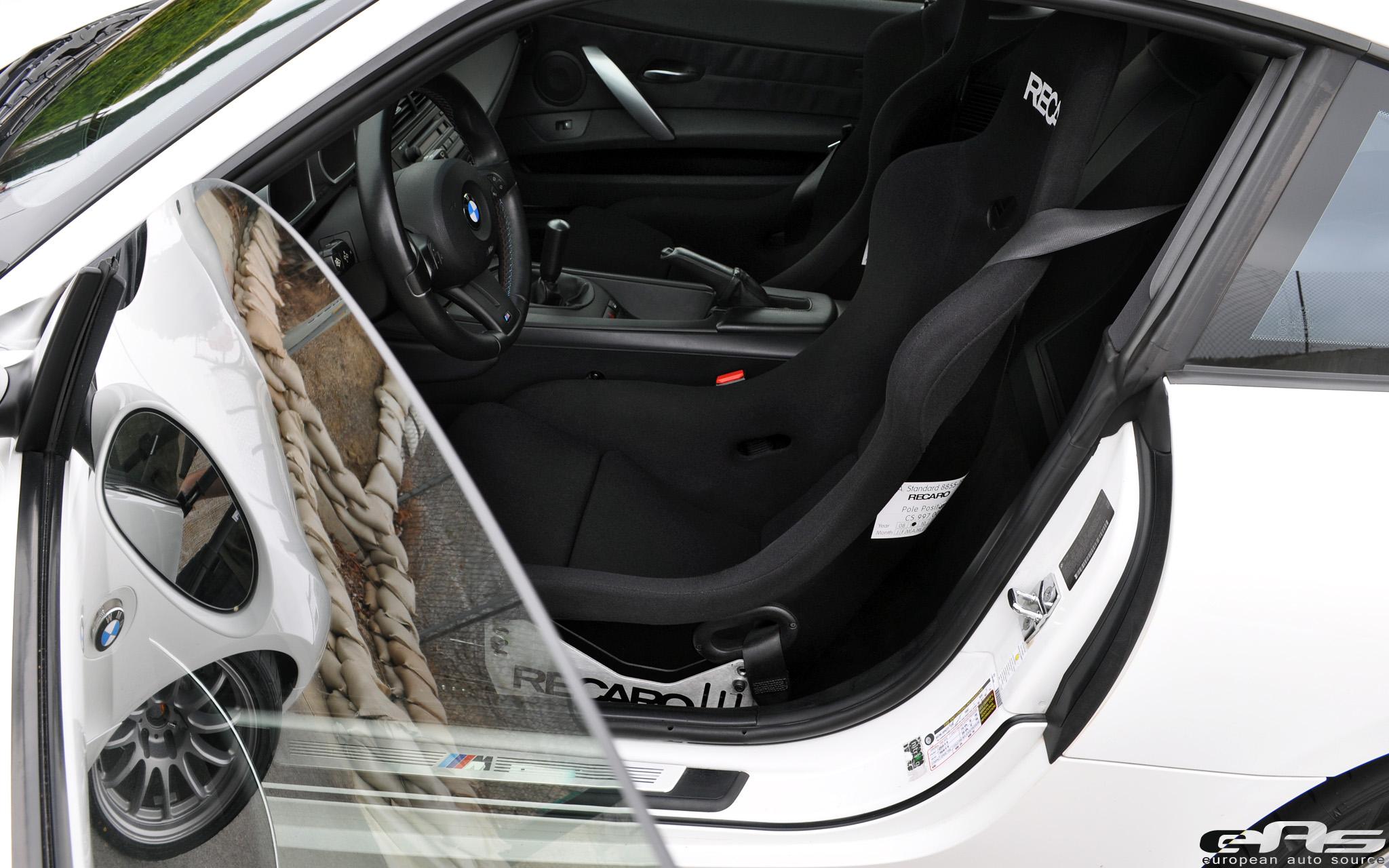 Eas My08 Z4m Coupe Ast Macht Schnell Work Recaro
