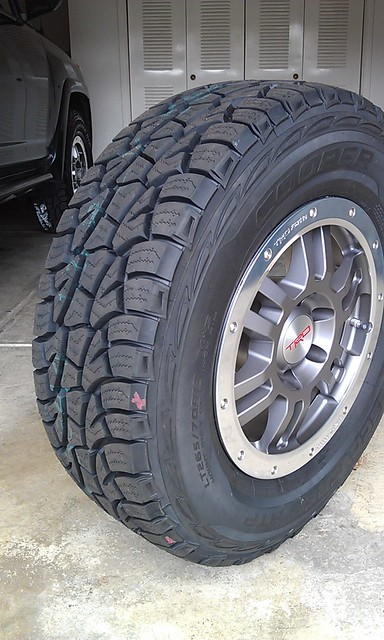 Tires Page 2 Toyota 4runner Forum Largest 4runner