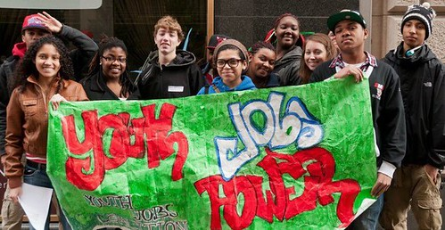 youth, jobs & power in the Dudley neighborhood (by: DSNI)
