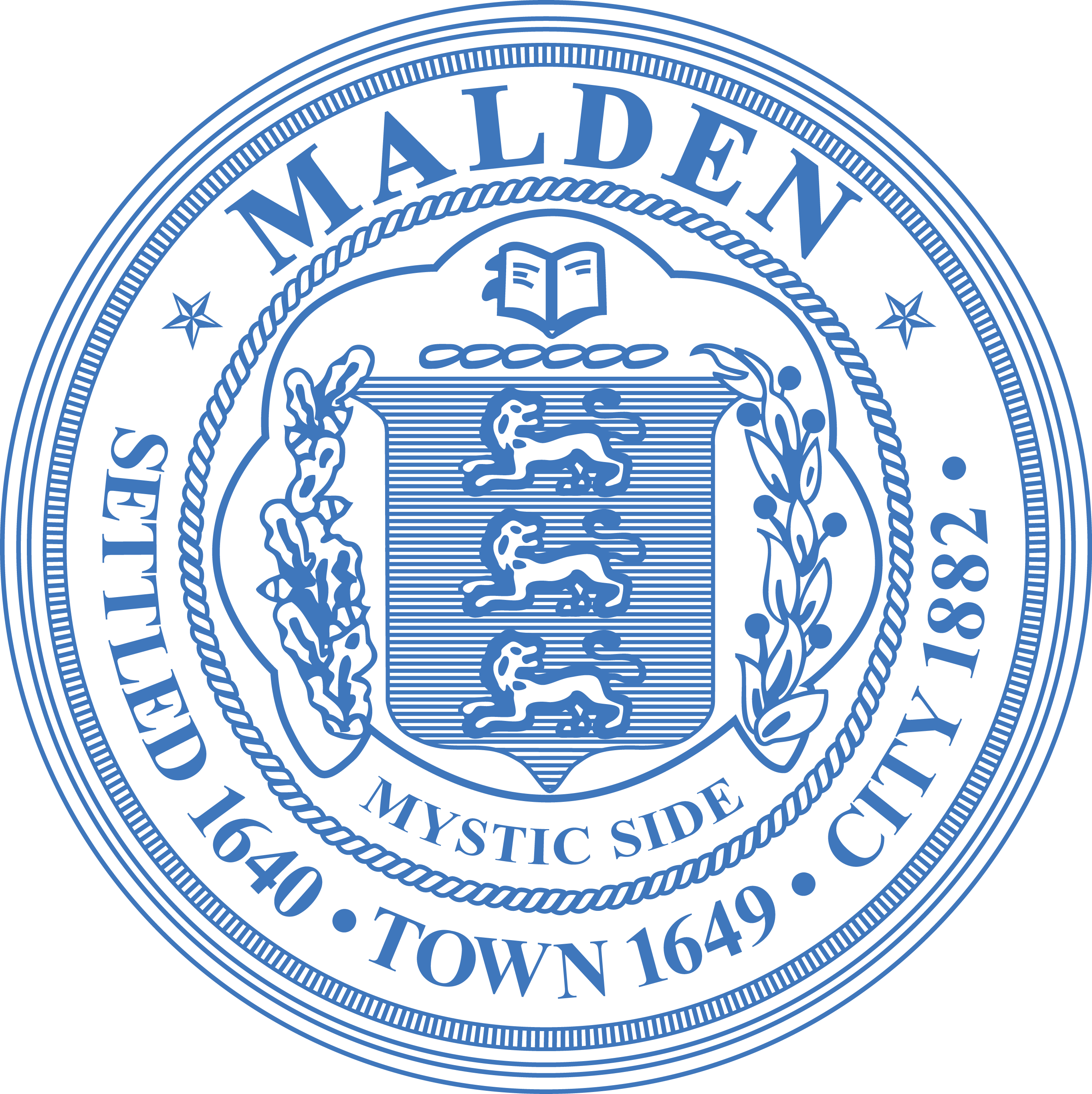 Malden City Seal