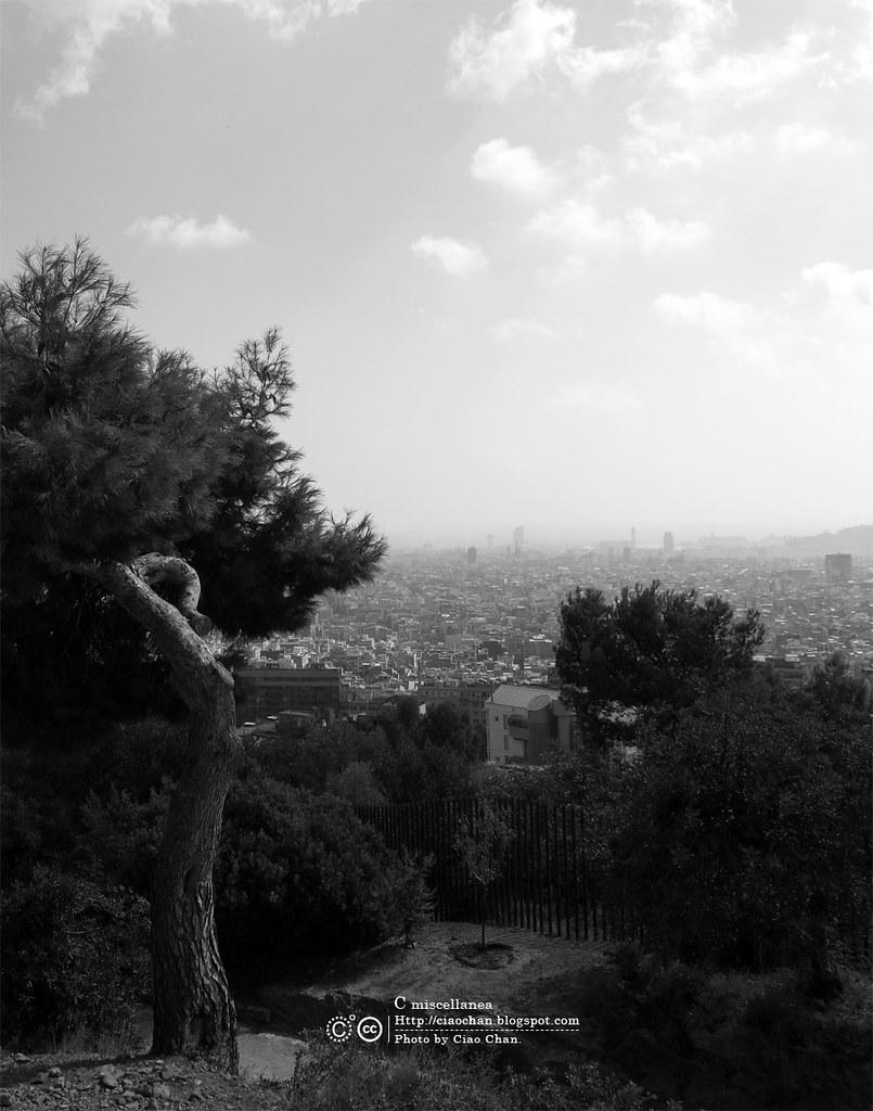 Hola Barcelona~巴塞隆納。往「桂爾公園 Parc Güell」郊遊去 (上) R1043003