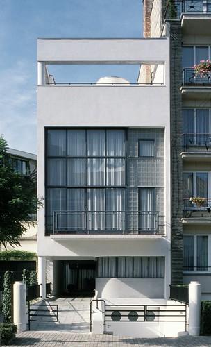 la maison de verre in brussels european heritage awards. Black Bedroom Furniture Sets. Home Design Ideas