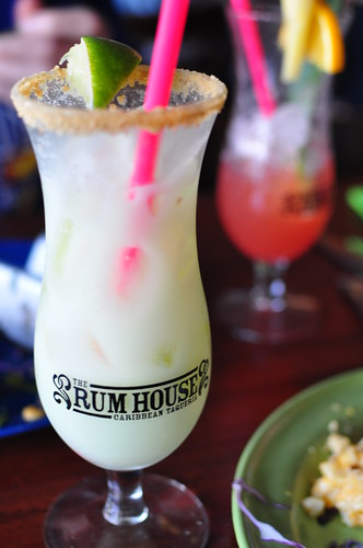 Key Lime Coconut Punch - The Rum House, NOLA