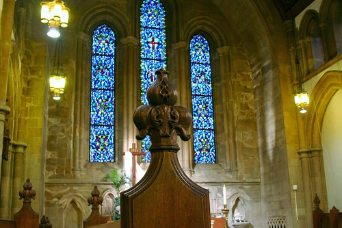 Iconic Presby Fleur De Lis At St Lukes Montclair