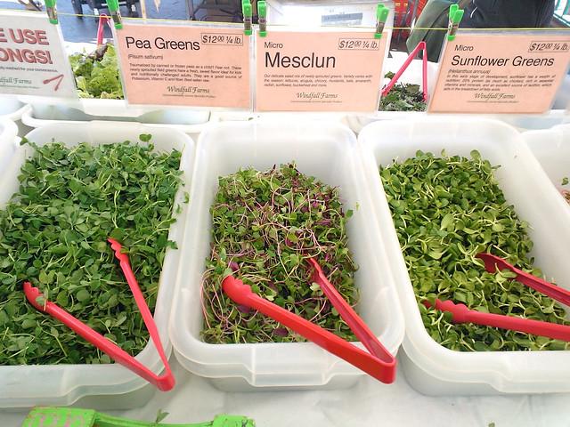 Greenmarket Greens