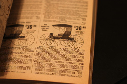 1909 Sears Catalog from 1979