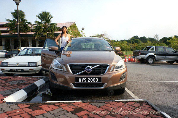 The Volvo XC60 - Review by rebeccasaw