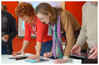 digitale week 2012: workshop rond tablets