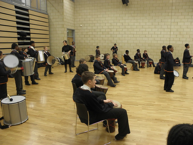 Samba - Aspire day workshop 2012