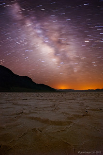 Badwater Milky Trails