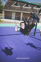 Aron/Annie at the Park