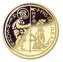 Malta 5 Euro coin