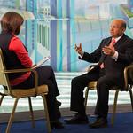 47th Annual Meeting - Media Interview with Bindu Lohani