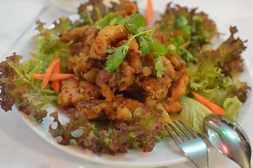 Remember Saigon: Pork rib with lemongrass and chilli